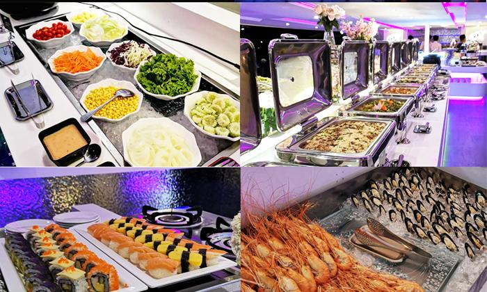 ล่องเรือทานอาหาร-Meridian-Cruise
